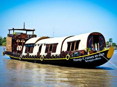 Mango Cruises 3 Days: Ben Tre - Can Tho - Chau Doc
